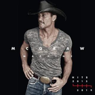 MCGRAW MACHINE HITS 2013.. - Mcgraw Tim [CD album]